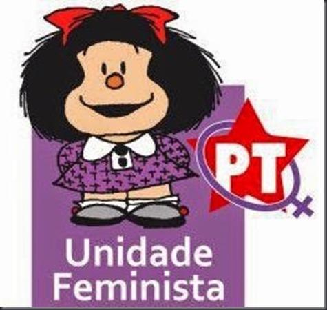 Mafalda PT feminista