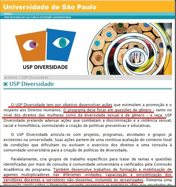 USP Diversidade